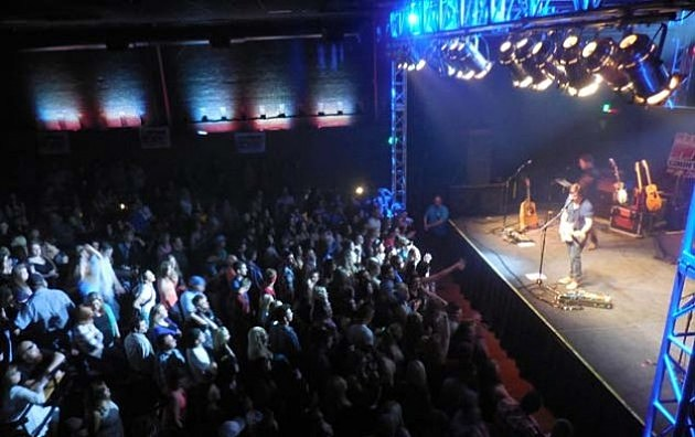 Knitting Factory Concert House : Charlie worsham live at the knitting factory boise