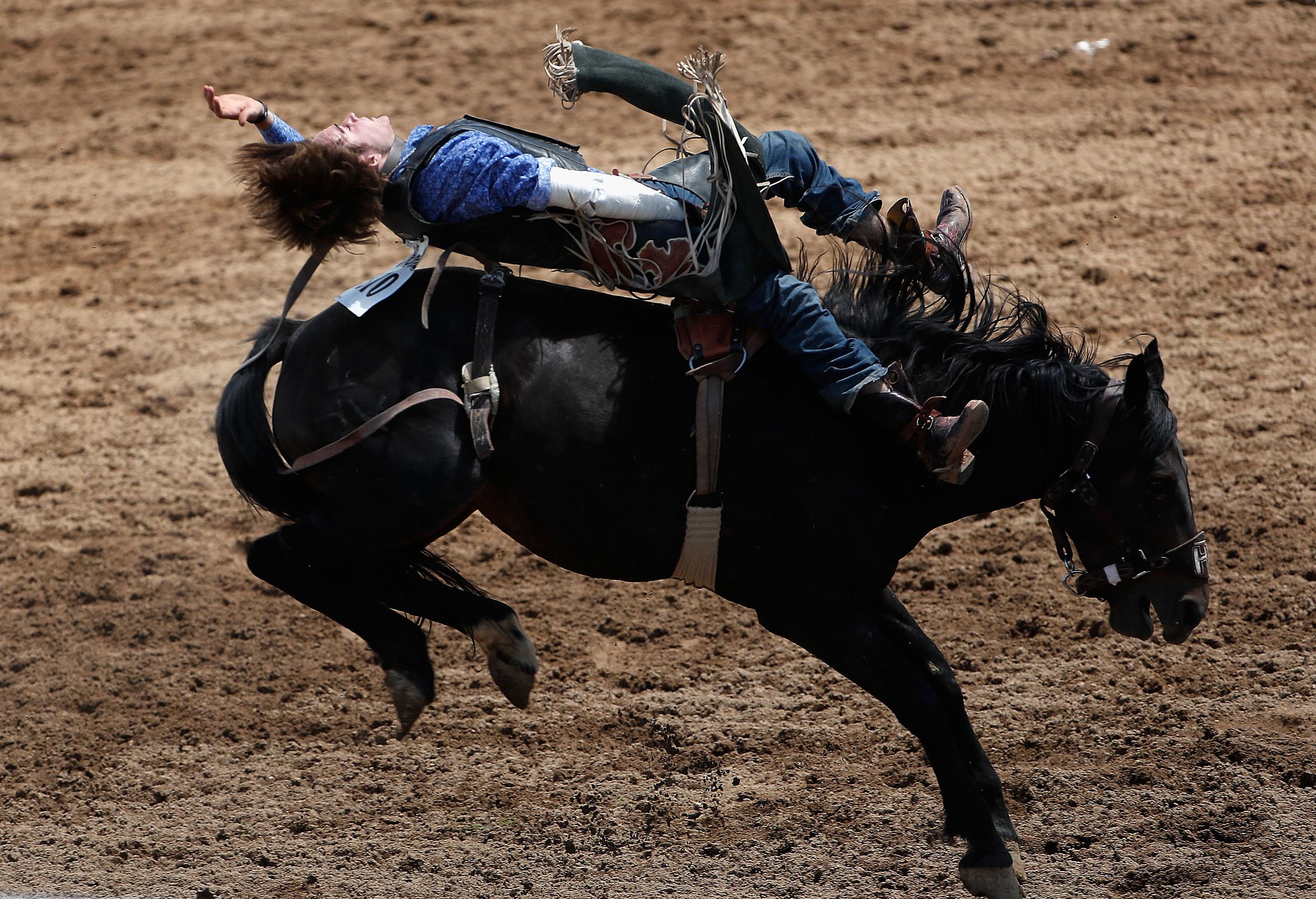 """Prescott Frontier Days """"World's Oldest Rodeo"""""""