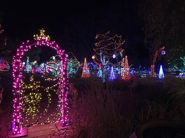 Boise S Winter Garden Aglow Is Back