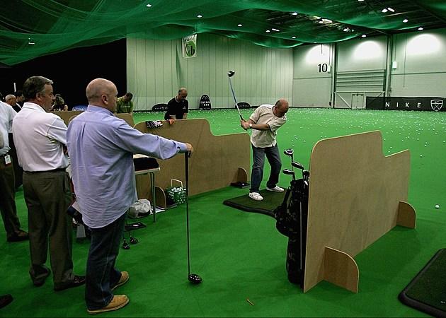 London Golf Show 2005
